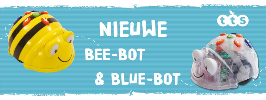 De nieuwe Bee-Bot nu verkrijgbaar!