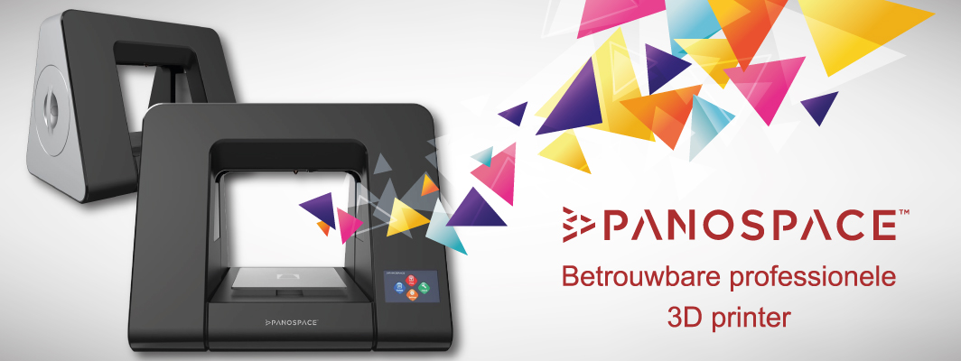 Panospace ONE, de betaalbare professionele printer!