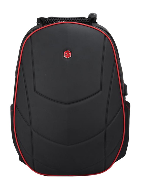 Bestlife 17″ Gaming Backpack 'Assailant' (rood)