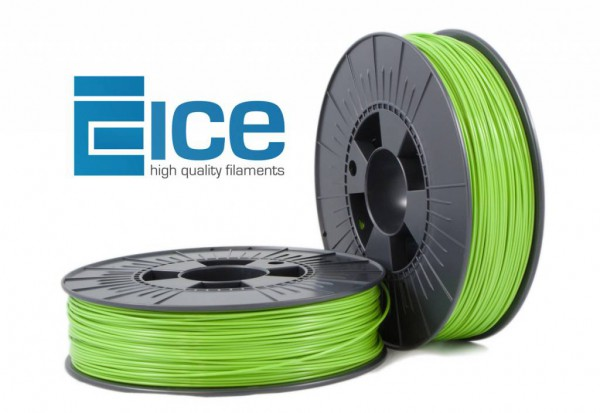 3D filament PLA 'Gracious Green' 2,85mm