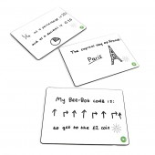 TalkTime® kaarten A4 (3 stuks)