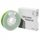 Ultimaker ABS filament groen (750g)