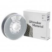 Ultimaker ABS filament zilver (750g)