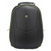 Bestlife 17″ Gaming Backpack 'Assailant' (groen)