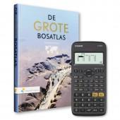 De Grote Bosatlas 55e Editie met Casio FX-82EX