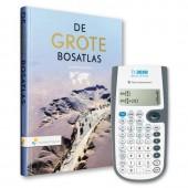 De Grote Bosatlas 55e Editie met TI-30XB