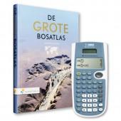 De Grote Bosatlas 55e Editie met TI-30XS