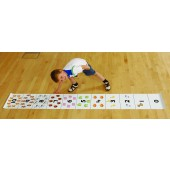 Bee-Bot and Blue-Bot Number Line Mat