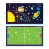 Sphero Code Mat Space/Soccer