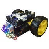 4tronix MK3 Buggy voor micro:bit