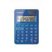 Canon LS-100K rekenmachine blauw