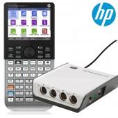 HP Prime + StreamSmart 410 datalogger