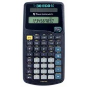 Texas Instruments TI-30 ECO