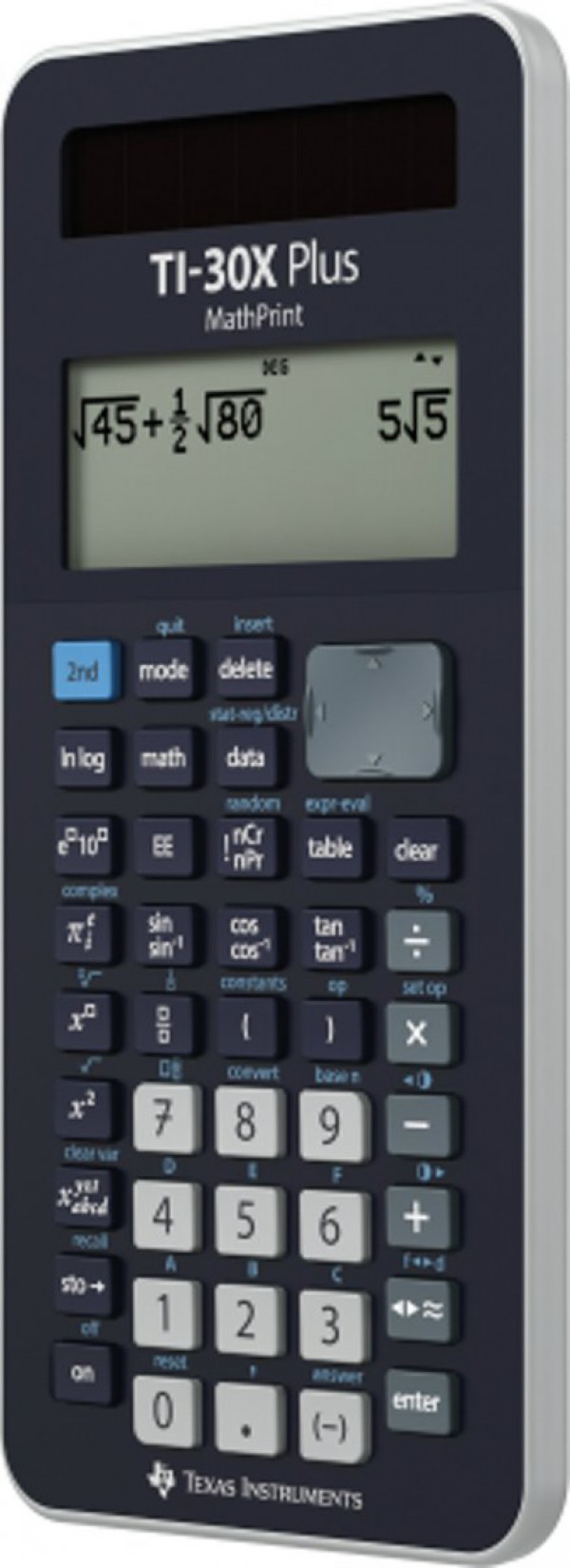Texas Instruments TI-30X Plus MathPrint bij De Rekenwinkel