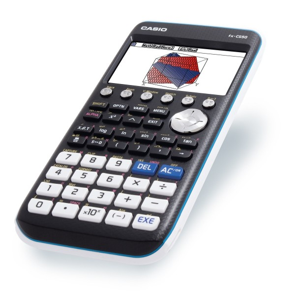 Casio FX-CG50 bij De Rekenwinkel