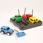 Rugged Racers Remote Control Cars