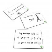 TalkTime® kaarten A4 (10 stuks)