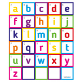 Bee-Bot mat 'Alfabet' van stof