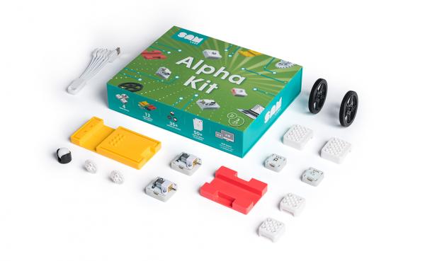SAMLabs Alpha Kit bij De Rekenwinkel