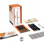 Ozobot Evo Crystal White Starter Pack