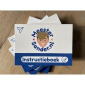 Meester Sander Instructieboek