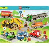 LEGO Education 9333 Voertuigen