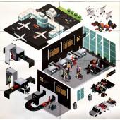 Bee-Bot Lespakket: Het Vliegveld